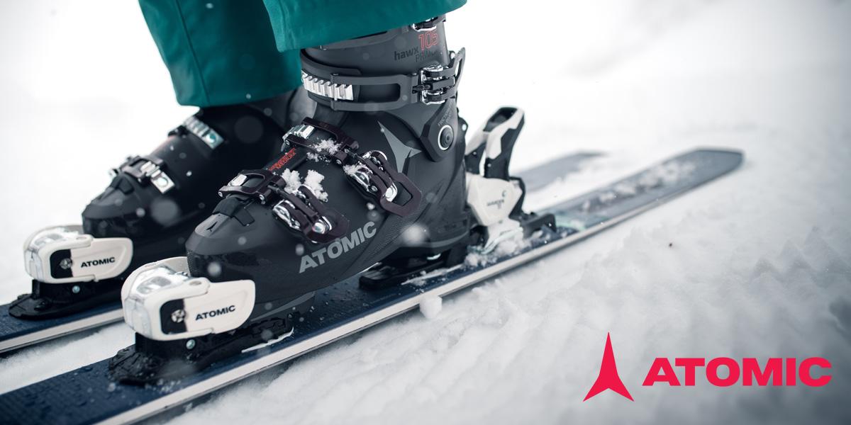 Atomic Alpin Skischuh 20-21