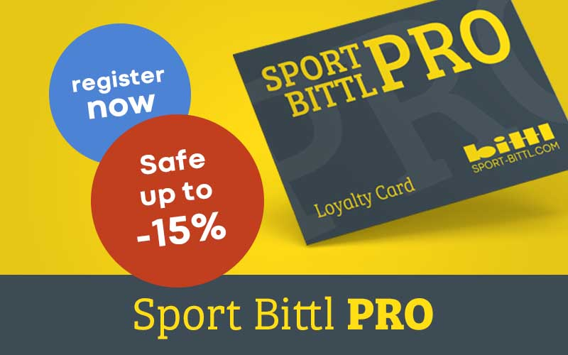 Sport Bittl Vorteilskarte Box