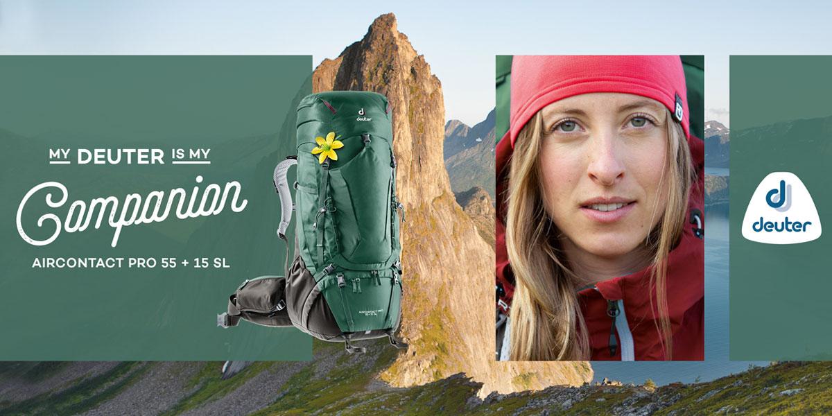 deuter trekking backpacks 2020