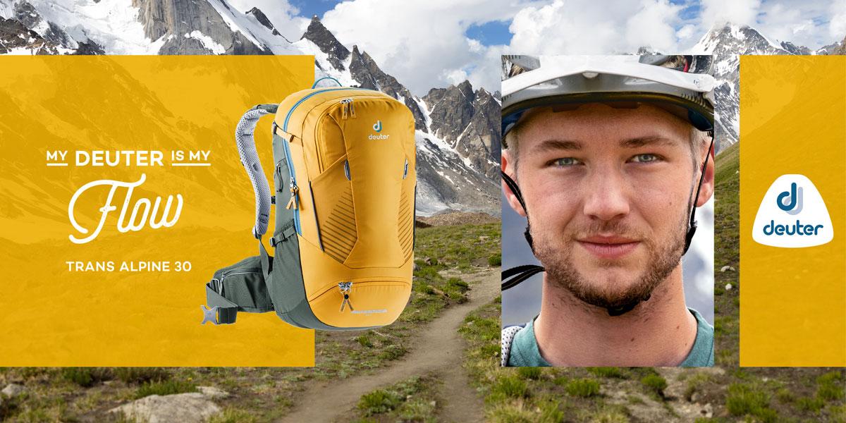 deuter backpacks bike 2020