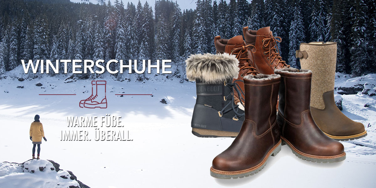 Winterschuhe
