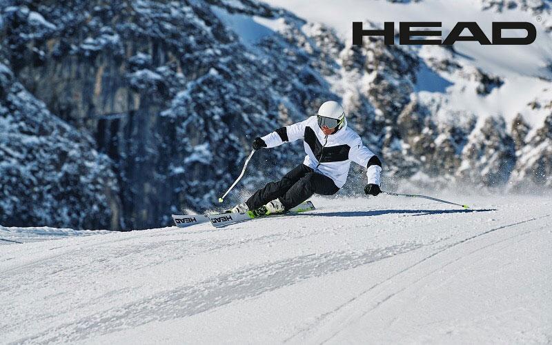 head race-ski