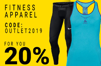 Outlettage Fitnessbekleidung