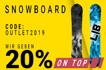 Outlettage Snowboard