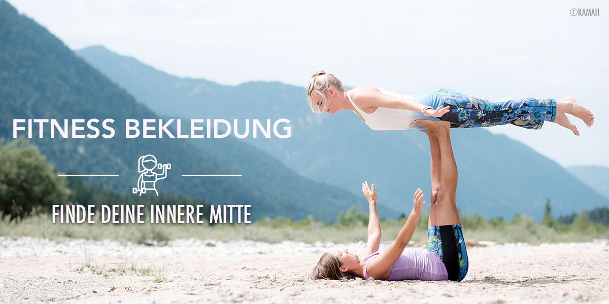 Fitness und Yoga Bekleidung