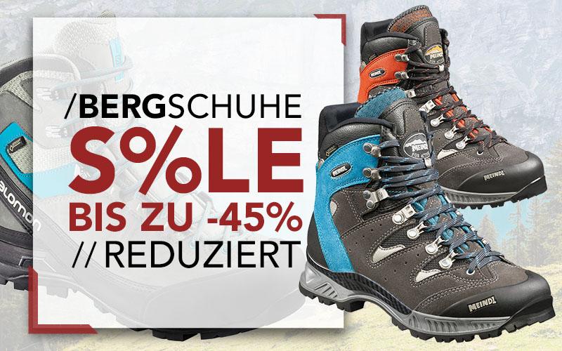 Bergschuhe Sale