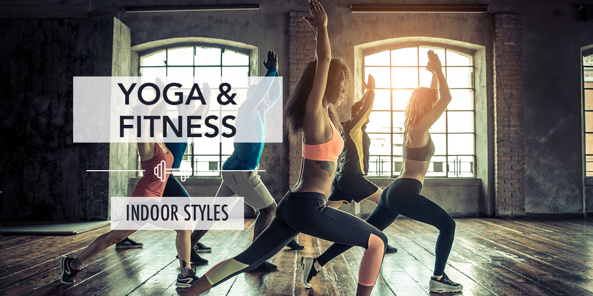 Yoga & Fitness Apparel