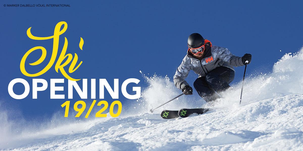 Ski Opening 19/20