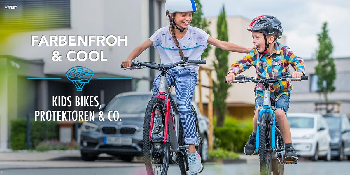 KW 14 Kids HW Bikes Protection