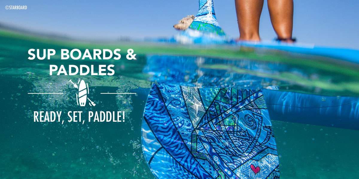 KW21 SUP Boards Paddel