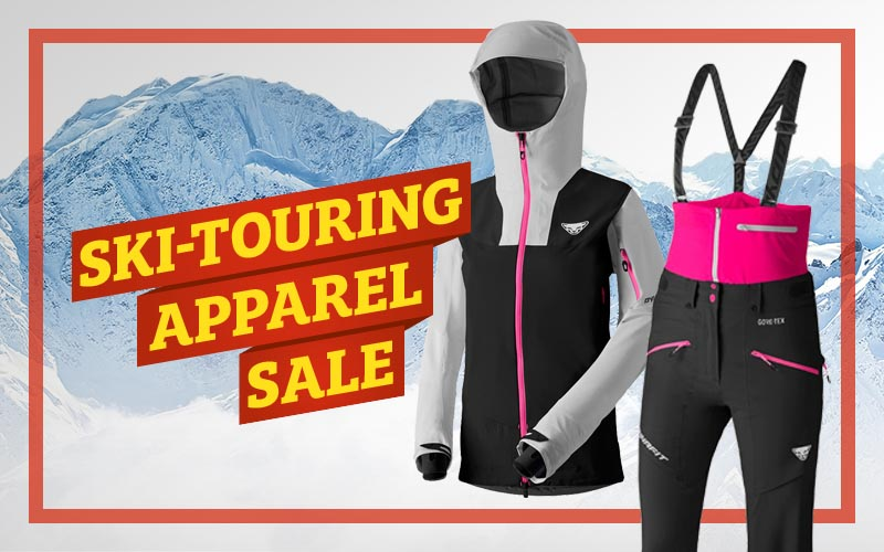 Summer Sale Skitouren Bekleidung