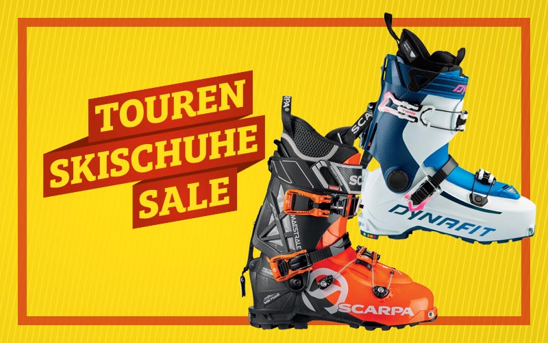Summer Sale Touren Skischuhe