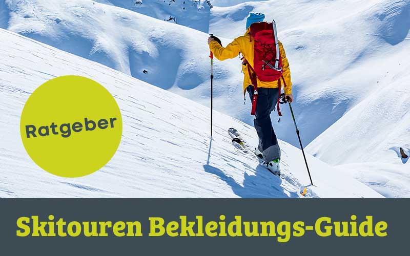Newsbox Skitourenbekleidung Guide