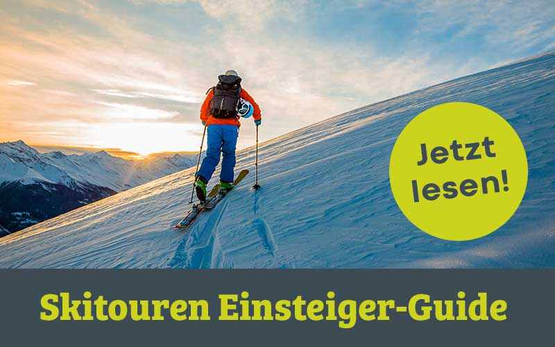 Newsbox Skitouren Einsteiger Guide