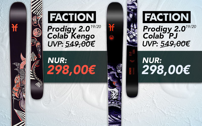 Faction Prodigy 2.0 19/20