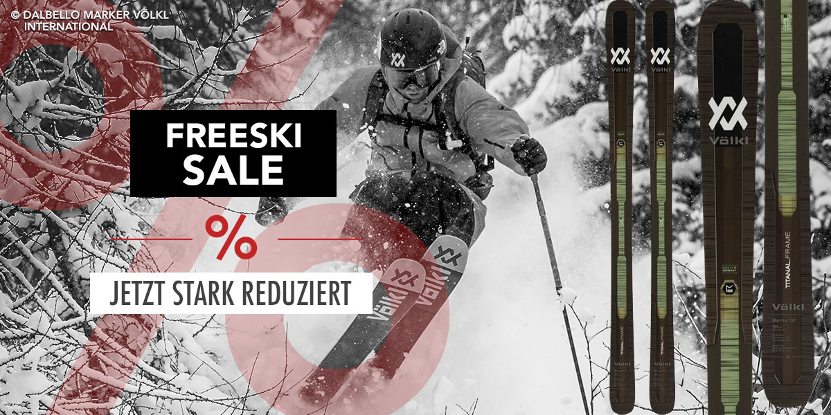 Freeski Sale