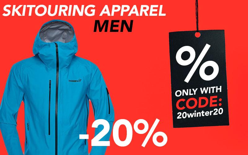 Sale Tourenbekleidung Herren