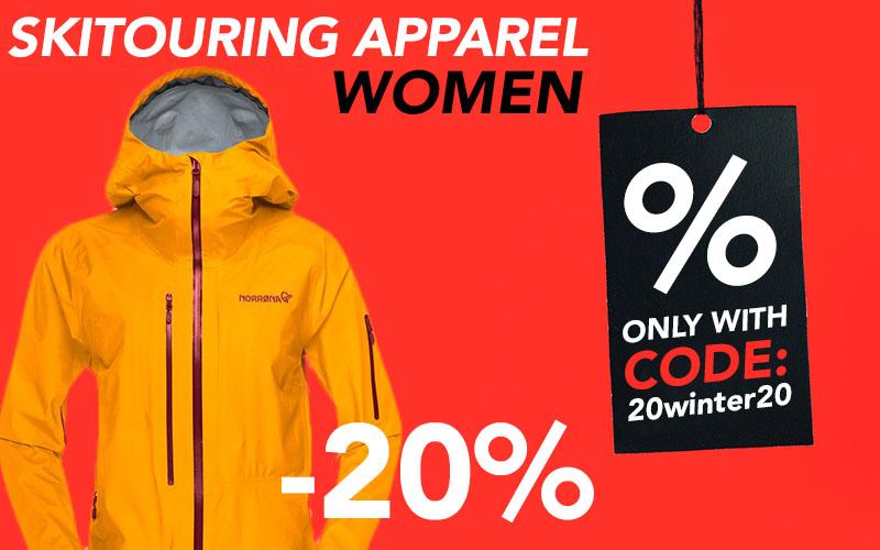 Sale Tourenbekleidung Damen