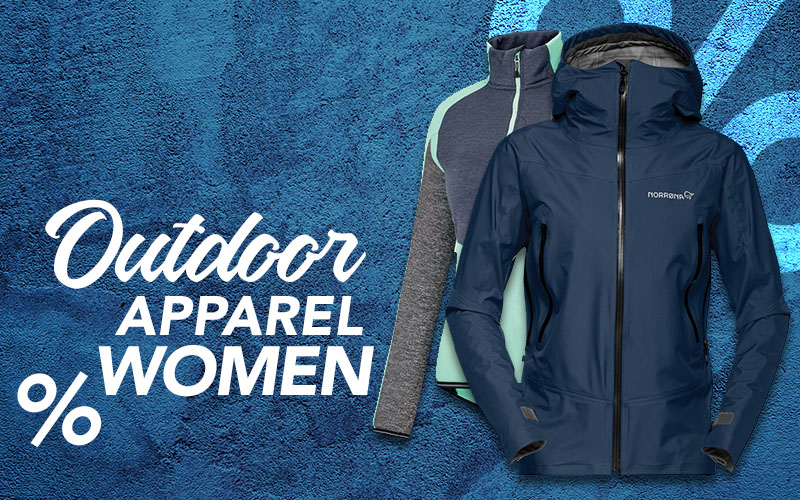 sale outdoorbekleidung damen