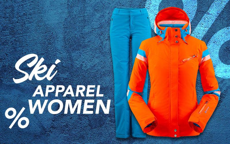 sale skibekleidung damen