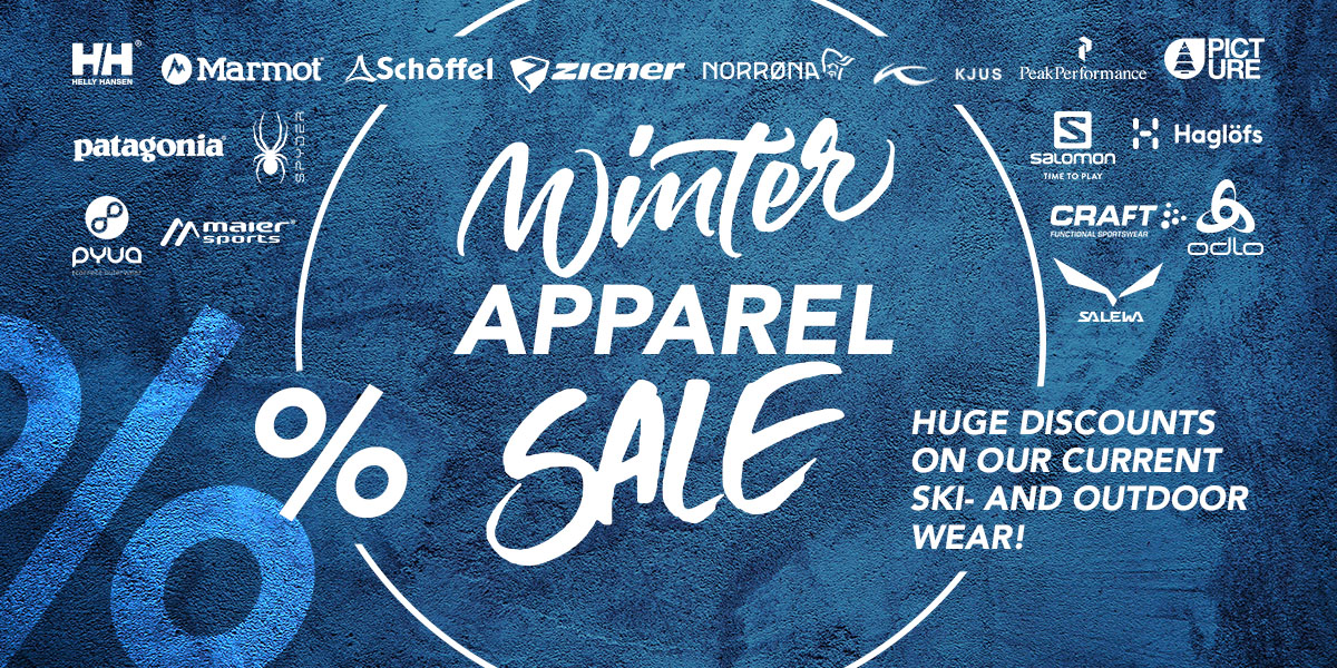 winter textil sale slider
