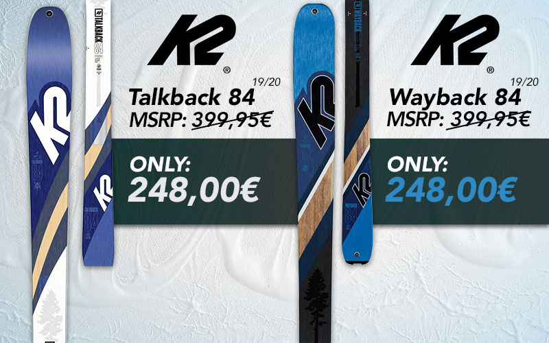 K2 Wayback & Talkback