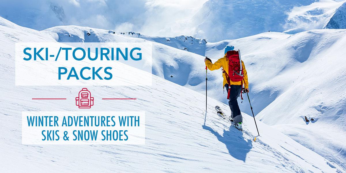 Ski-/ Touring Packs