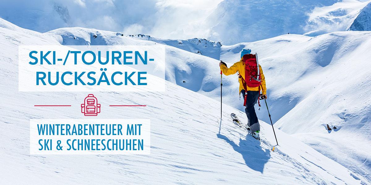 Ski- & Tourerucksäcke