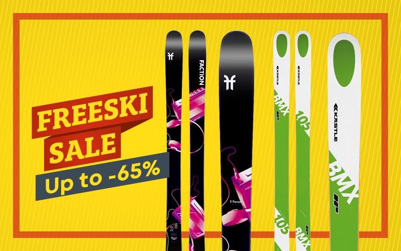 Summer Sale Freeski