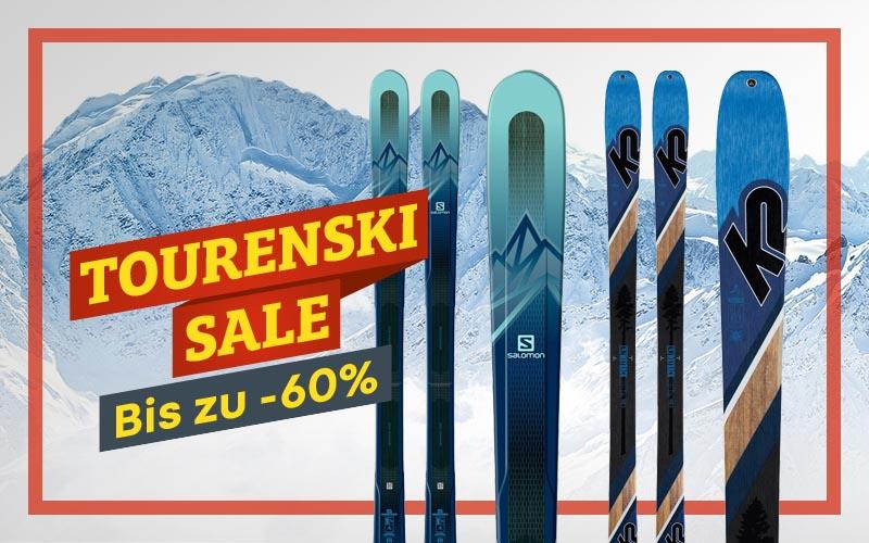 Summer Sale Tourenski