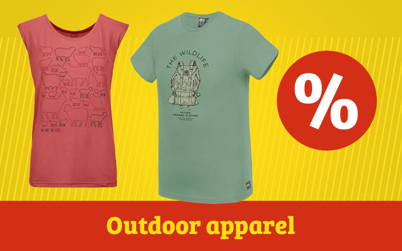 Summer Sale Outdoorbekleidung