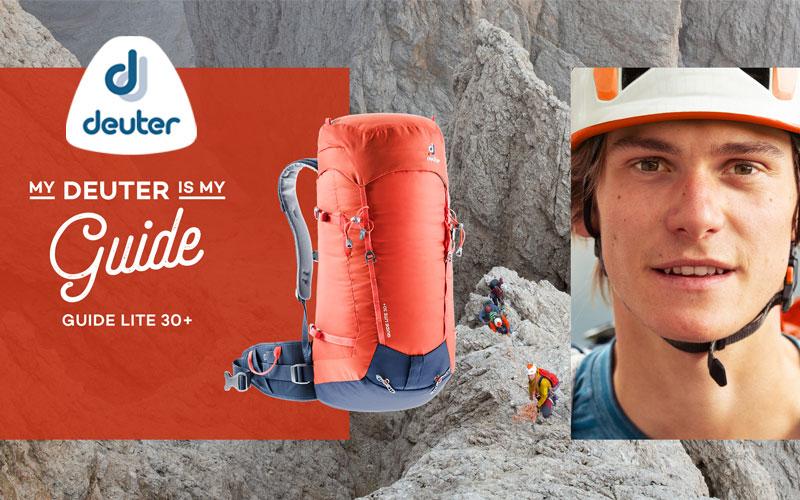 Deuter Guide Lite Alpinrucksäcke