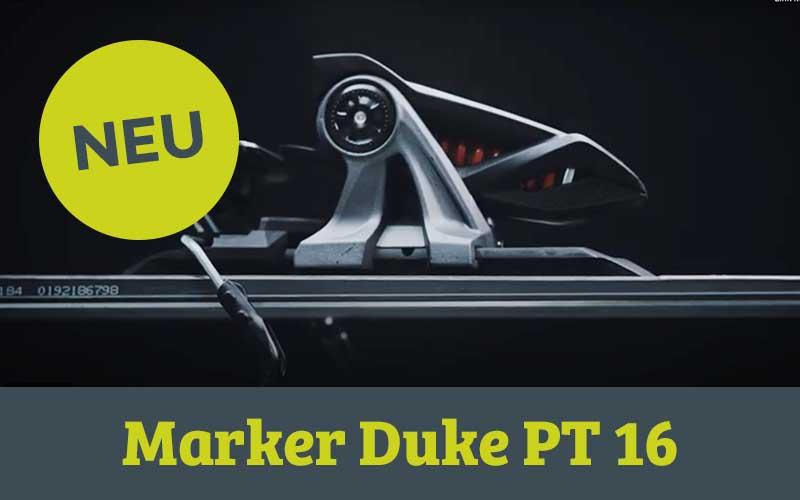 Newsbox Marker Duke PT 16