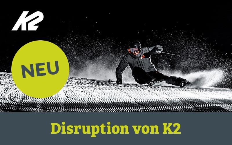 Newsbox Disruption K2