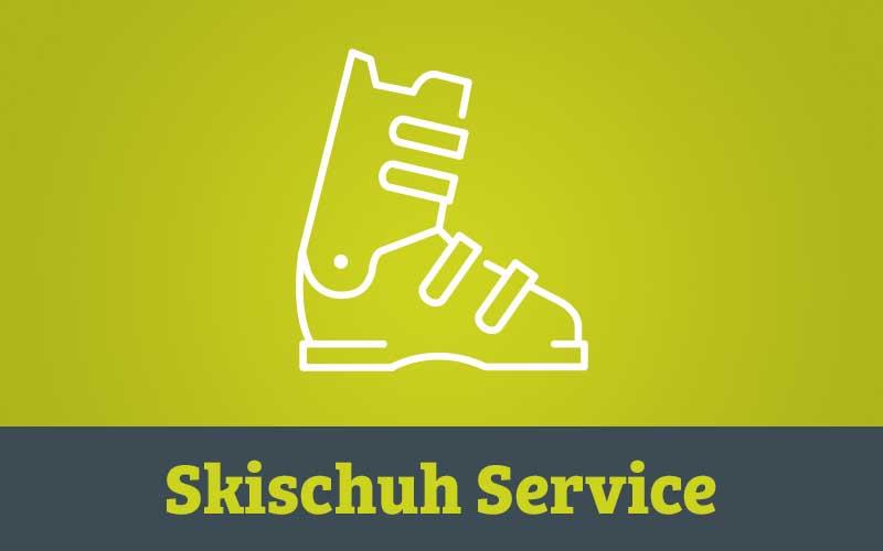 Servicebox Skischuh Service