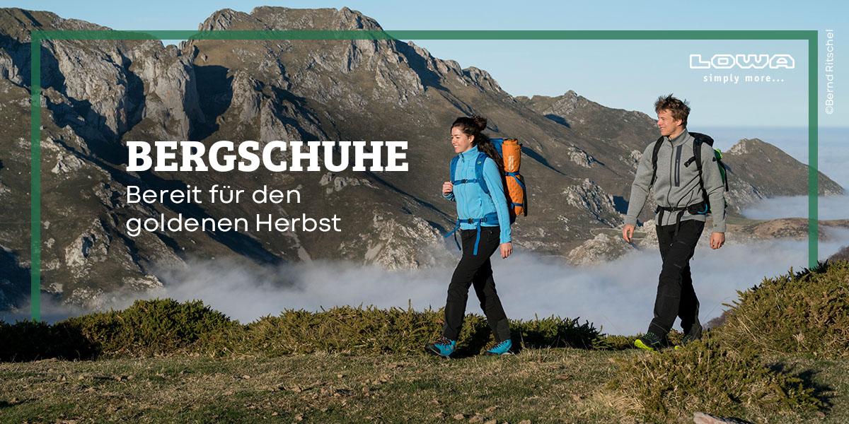 KW38 Bergschuhe