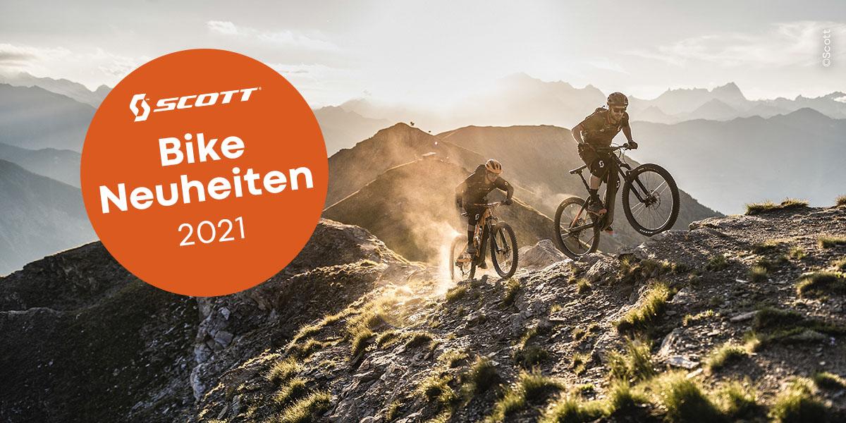 KW38 Bike Scott Neuheiten