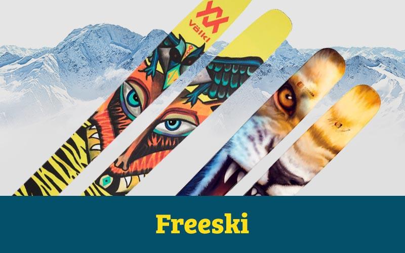Ski Opening Freeski