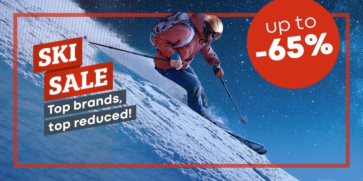 KW08 Ski Sale