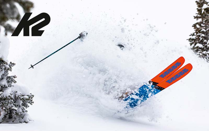 KW03 K2 Skis