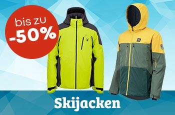 Winter Sale Skijacken Box