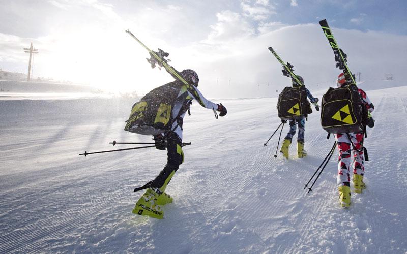 fischer race ski 18/19