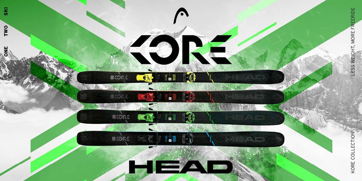 head kore 19/20