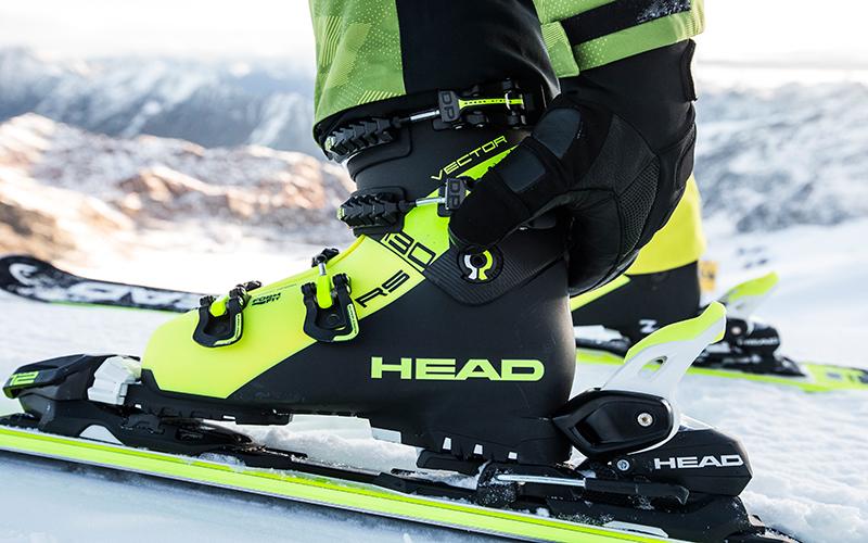 head skischuh