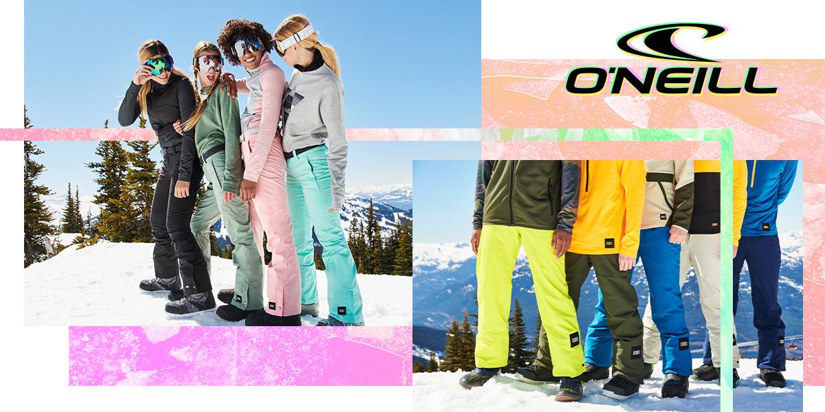 oneill brandstore skihosen