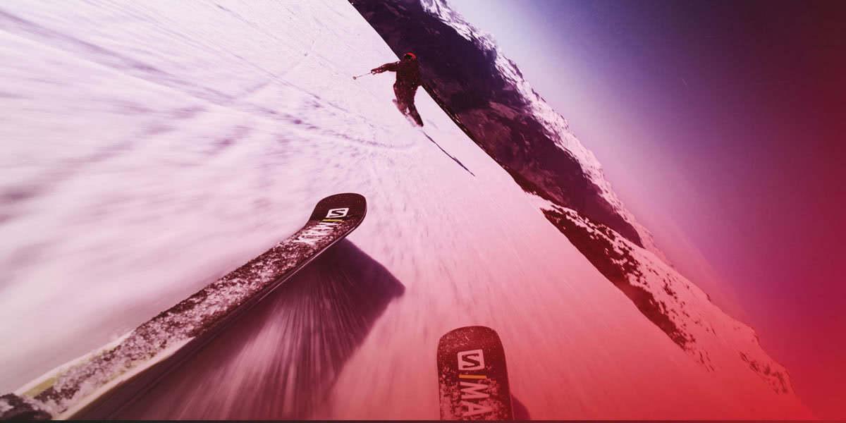 salomon ski 18/19 4
