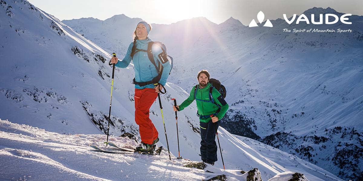vaude brandstore slider ski