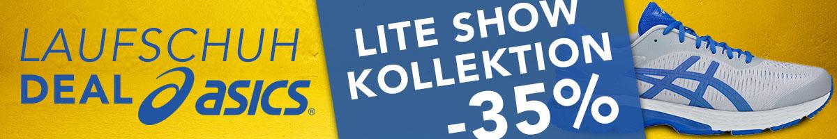 asics lite show sale kw14
