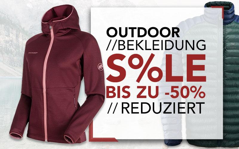 Outdoor Bekleidung Sale