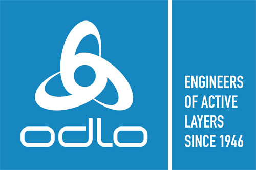 Odlo Brandstore Logo claim
